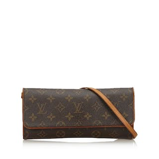 Louis Vuitton - Monogram Pochette Twin GM Crossbody bag