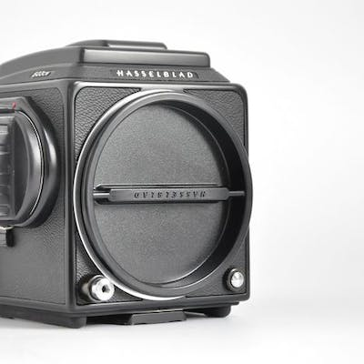 Hasselblad 503CW (Near Mint/as New) and Acute Matte Grid