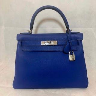Hermès - Kelly 28 Handtasche