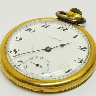 Vulcain - reloj de bolsillo - Hombre - 1901 - 1949
