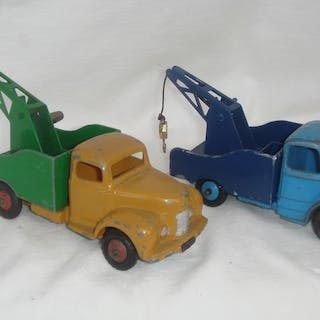 "Dinky Toys - 1:76 - First Post-War Issue ""COMMER..."