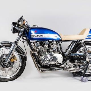Suzuki - GS550 - Cafe Racer- 550 cc - 1979