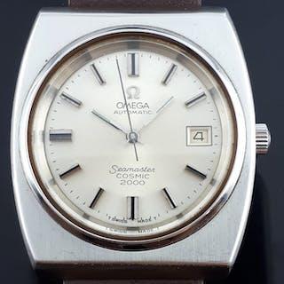 Omega - Automatic Seamaster Cosmic 2000 - Men - 1970-1979