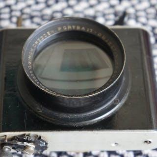 O.SIMON KRONARETTEPORTRAIT - OBJECTIV4,5 / 250mm