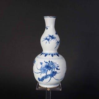 Molto bello vaso di zucca periodo d'epoca cinese di...