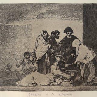 Francisco de Goya (1746 - 1828) - Desastres de la Guerra
