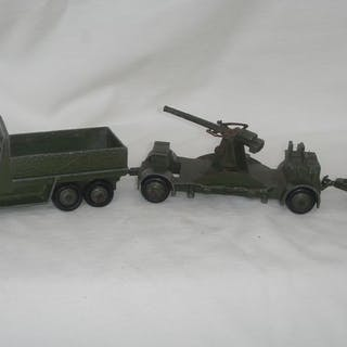 Dinky Toys - 1:48 - Pre-War Six Wheeled Covered...