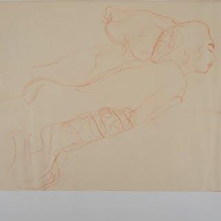 Gustav Klimt - Femmes endormies