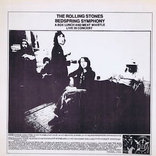 THE ROLLING STONES - Bedspring Symphony (A Box Lunch And...