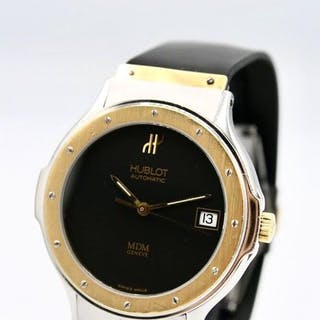 Hublot - Classic 36mm steel and gold - 1581.2 - Men - 2000-2010