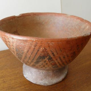 Stem bowl (1) - Terracotta - Colombia