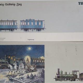 "Trix International H0 - 21230/21231 - Train unit - ""Der..."