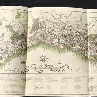 Aa.Vv. - Il Dominio della Serenissima Repubblica di Genova in terraferma - 1955