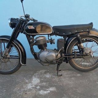 """Moto Morini - Turismo - tipo """"A"""" - 175 cc - 1954"""