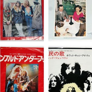 Led Zeppelin - Lot of 4