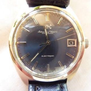 IWC - montre de poignet - 2023729 - Unisexe - 1970-1979