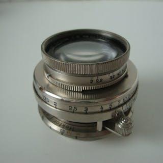 Leica (Leitz) Objektiv Summar1 : 2f= 5 cm