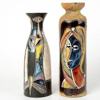 Marcello Fantoni - Vaso (2) - Ceramica