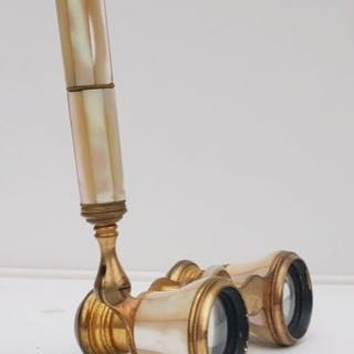Opera glasses with Mother of Pearl - 19th Century