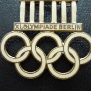 Olympische Spiele - 1936 - Abzeichen