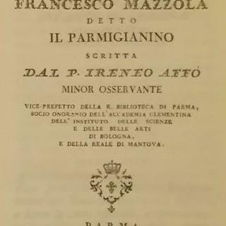 Ireneo Affò - Vita del graziosissimo pittore Francesco...