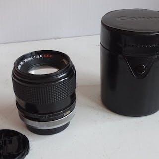 Canon lens canon FDf 2,8 / 100 mm SSC