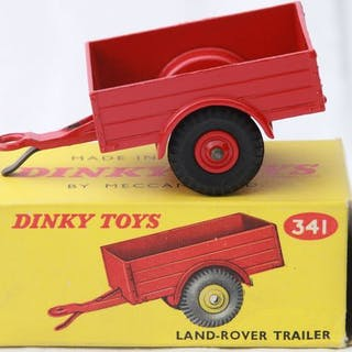 Dinky Toys - 1:43 - Land-Rover Trailer - Made in England