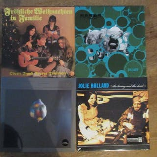 Verschiedene Künstler / Bands in Folk & Singer-Songwriter...