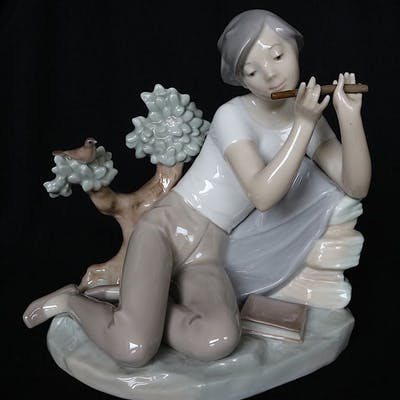 Alfredo Ruiz - Lladró - Statuetta/e - Porcellana