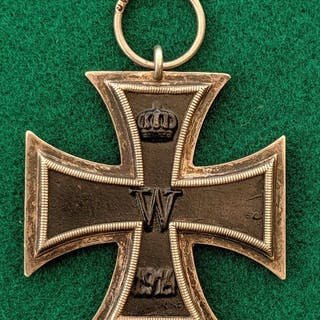Preußen - Armee/Infanterie - 1914 Eisernes Kreuz 2
