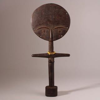 Amulett - Holz - Akuaba - Asante - Ghana