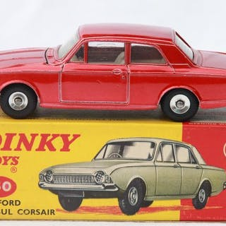 Dinky Toys - 1:43 - Ford Consul Corsair nr 130 - Made in England