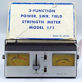 Strenght Meter - Model 171 - Kraftmesser - 3 Funktion: Power