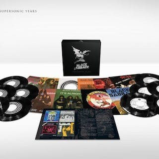 Black Sabbath - Supersonic Years: The Seventies Singles...