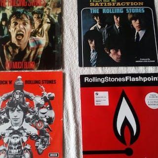 """Rolling Stones - Multiple titles - LP Album, Maxi Single 12"""" - 1984/2015"""