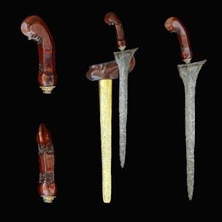 Indonesien - Keris - Dolch, Messer, Schwert