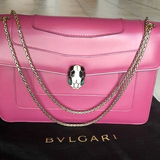 Bulgari - Serpenti Forever Flap Cover Shoulder bag