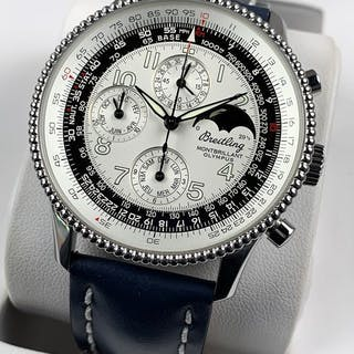 Breitling - Navitimer Olympus Montbrillant Moonphase...