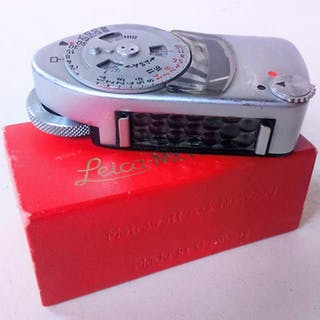 Leica (Leitz) working Leicameter MC + original box.
