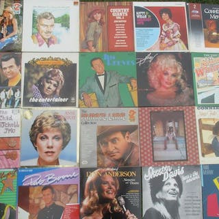 Various Artists/Bands in Country - This Is Country ! Big...