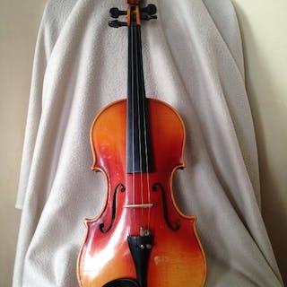 Onbekend - 4/4 - Geige - Rumänien - 1950