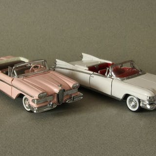 "Franklin Mint - 1:43 - Edsel ""citation"" 1958 convertible..."