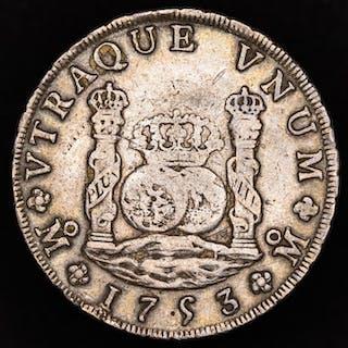 Spain - 8 reales - Fernando VI (1746-1759)