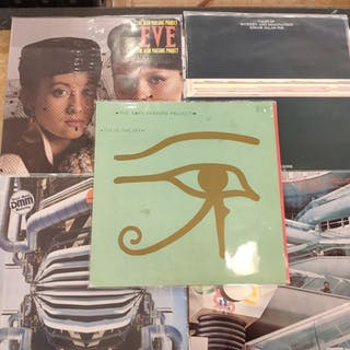 The Alan Parsons Project - Five Great Classic Alan...