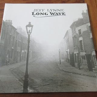 Jeff Lynne (ELO) - Long wave - white vinyl LP - LP Album - 2012