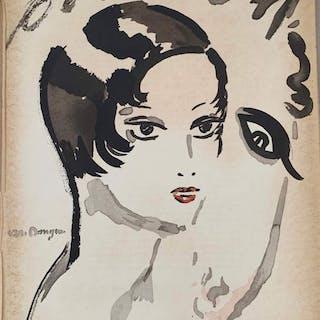Kees van Dongen et divers illustrateurs - Rosa l'Ecuyère...