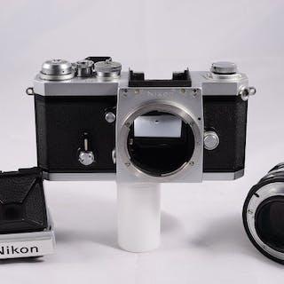Nikon F + DV-1 + Nikkor -SC auto 50mm F1.4
