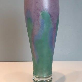Riihimäki - Vase (1) - Glass