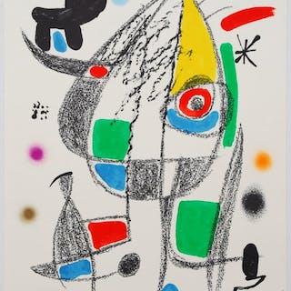 Joan Miró - Maravillas con variaciones acrosticas - 20
