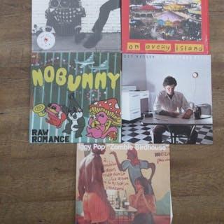 Various Artists/Bands in Rock - Diverse Künstler - 5 LP...